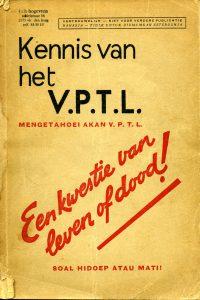 V.P.T.L. 1948 Kaft